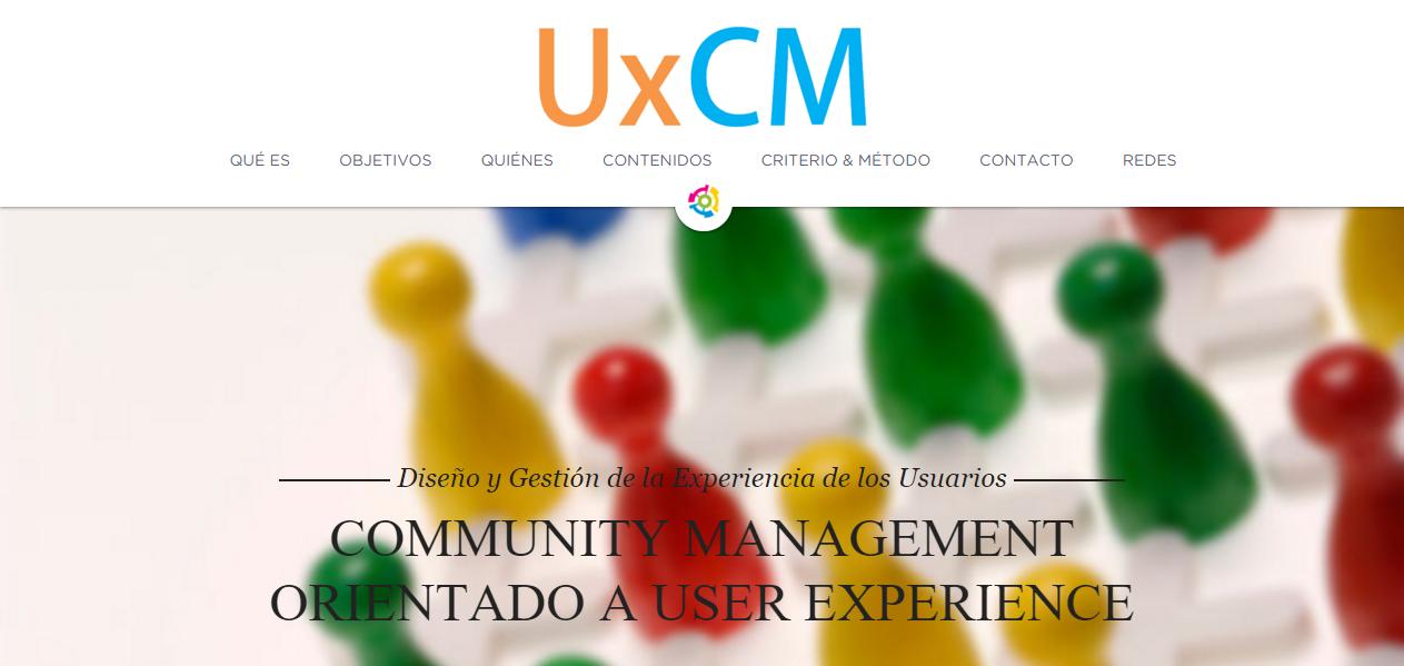 UxCM 2013