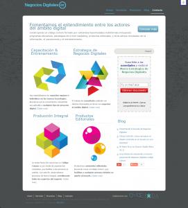 Negocios Digitales Código Común Negocios Digitales CC