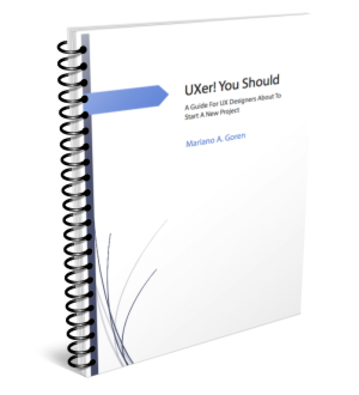 uxer you should - mariano goren